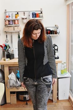 Discover the Burda Style universe Bomber Jacket, Hipster, How To Make, Jackets, Jealousy, Clothes, Tops, Women, Style