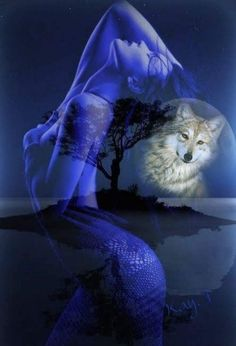 Wolves And Women, Wolf Spirit Animal, Wolf Painting, Comic Book Girl, Native American Images, Fantasy Wolf, Furry Wolf, Wolf Love, Beautiful Fantasy Art