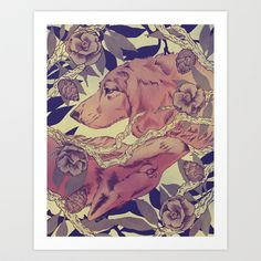 Buy Right under your nose by Bexelbee as a high quality Art Print. Worldwide shipping available at Society6.com. Just one of millions of products…