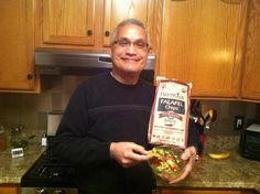 Falafel Friend Julián Roldán Del Valle #york #Pennsylvania #flamous #falafelandfriends #food #snacks #nongmo #healthy #chips #dip #glutenfree #gf #dairyfree