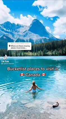 The Ultimate Canada Bucket List