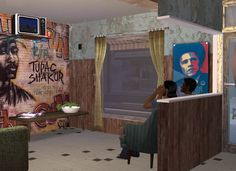 A Cut Above Sims Barber Shop