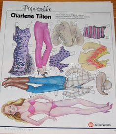 Photo: Dallasin Lucy=Charlene Tilton n:o 11/1982.Dallas Series Lucy.