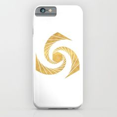 GOLDEN MEAN SACRED GEOMETRIC CIRCLE phone case -  This perfect circular shape starts at the store and expands itself through tiny geometrical shapes. This sacred geometry shape is very close to the golden mean ration.  graphic-design digital stencil illustration abstract golden-mean circle triangle flower-of-life sacred-geometry geometric abstract bedroom spiritual crop-circle