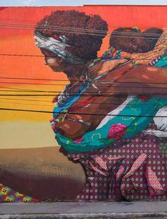 ACIDUM PROJECT  .. 'Eva' ..  [Fortaleza, Brazil 2015] (close up)