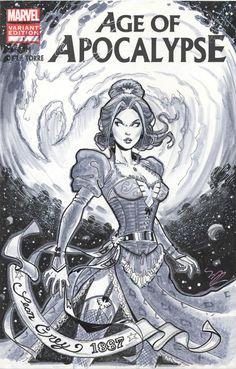 Marvel Women, Marvel Girls, Marvel Art, Marvel Dc Comics, Comic Book Artists, Comic Artist, Female Cartoon, Cartoon Girls, Cartoon Art