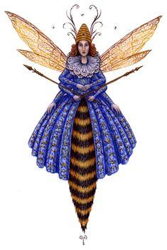 Queen Bee by Diane Kremmer https://www.youtube.com/watch?v=eiOro5nXZCc&list=TLJniWgnIx0KdaSt8yFPhZ_5AtDqB8ZrxW