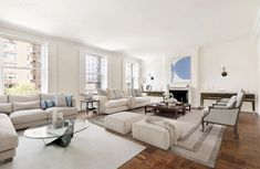 Katie Couric Just Sold Her Posh $7.99 Million Upper East Side Apartment