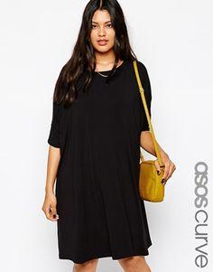 ASOS CURVE The T-Shirt Dress