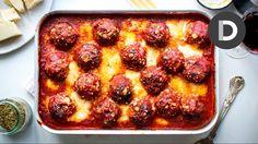 The BEST Baked Meatballs! - YouTube