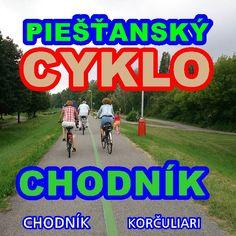 In Piestany endanger pedestrians, the elderly, spa guests and children on sidewalks