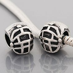 Amazon.com: Antique Silver Fencing Mask Helmet Shape Spacer Charm Bead Compatible with Pandora Zable Biagi Chamilia and Troll Beads.: Arts, ...