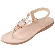 Sommer Sandalen Mit EULE