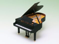 A piano is a keyboard instrument that makes musical sounds through pressing of keys which cause hammers to strike strings. A standard-si...