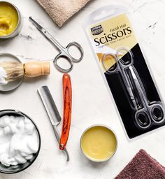 Moustache Beard Eyebrow Nose Ear Hair Facial Steel Scissor Best Gift For Him: $11.72End Date: Dec-31 06:56Buy It Now for… #eBay #Amazon