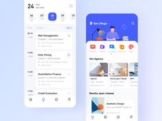 Lesson Fun designed by D. Connect with them on Dribbble; the global community for designers and creative professionals. Mobile Ui Design, App Ui Design, Dashboard Design, Design Design, To Do App, App Promotion, App Design Inspiration, Mobile App Ui, Show And Tell