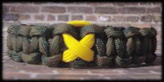 Support Our Troops Paracord Bracelet by ToughCordCollection, COUPON CODE 25% off  MONDAY