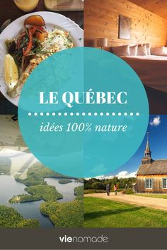 Le Québec est l'un de mes coins de monde préférés pour l'évasion en nature et la déconnexion! Découvrez ses plus belles régions, ses parcs nationaux et faites le plein d'aventure. #quebec #nature #canada #voyage #aventure #randonnee #outaouais #mauricie #lanaudiere #abitbitemiscamingue #parcnationaux
