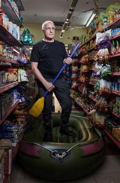 """Roberto Jacoby: """"La vida es demasiado corta para vivir una sola"""" - 15.12.2014 - LA NACION"""