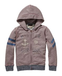 Zip-through sweat - Scotch & Soda