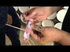 Aprenda a fazer o ponto de crochê conduzido!, My Crafts and DIY Projects