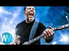 Another Top 10 Metallica Songs - YouTube