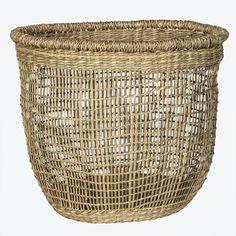 Byron Bay liten Kurv Laundry Basket, Wicker, Home Decor, Decoration Home, Room Decor, Home Interior Design, Laundry Hamper, Home Decoration, Loom