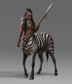 Nome: Zebra vrou Resistência: 80 Força: 35 Agilidade: 45 Inteligência: 35 Poder elemental: 20 É a melhor guerreira da sua tribo.