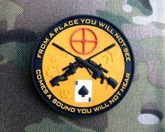 JTG - Sniper Patch