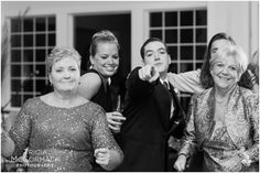 Reception Dancing - Berkshire Hills Fall Wedding - Tricia McCormack Photography