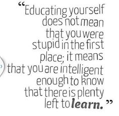 By learning you will teach; by teaching you will learn. #