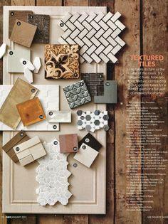 Mood Board Inspiration | Interior Design