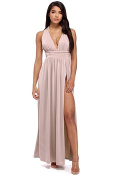 c891ae3c95c3 FINAL SALE- Rose Ethereal Daydream Maxi Dress