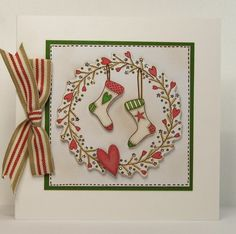 """Inky Doodles """"warm winter wishes Christmas Crafts, Christmas Trees, Xmas Cards, Baby Cards, Card Making, Paper Crafts, Holiday Decor, Blossoms, Card Ideas"""