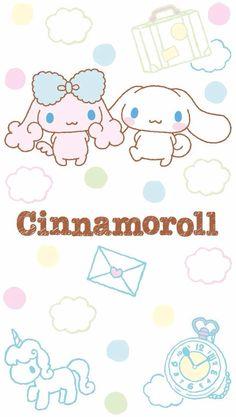 #Cinnamoroll ヾ(@⌒ー⌒@)ノ