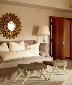 Napa Valley Showhouse 2012 | Designed By Melanie Turner Interiors |  Madeleine Floor Lamp: SK1505