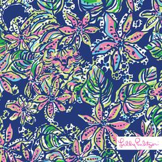 Lilly Pulitzer Not Too Catty Print