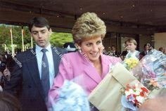 Image result for princess diana at the metropole hotel, 1993