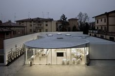 Maranello Library / Andrea Maffei Architects