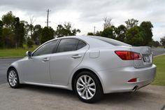 2010 Lexus IS250 Prestige 09 Upgrade 6 Speed Automatic. Glenn's Quality Cars 3 Groves Ave Mulgrave Sydney NSW 2756 www.glennsqualitycars.com.au sales@gqcnsw.com.au 02 4577 6133