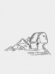 Arte Sketchbook, Travel Drawing, Hippie Art, Instagram Highlight Icons, Pencil Art, Artist Art, Line Drawing, Easy Drawings, Travel Posters