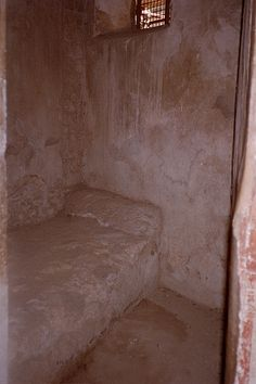 Pompeii - A room in a brothel house.I have a picture of this same room with me sitting on the bed. Ancient Pompeii, Pompeii And Herculaneum, Ancient Ruins, Ancient History, Pompeii Italy, Rome Antique, Empire Romain, Roman City, Roman History
