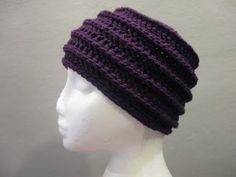 Crochet Hat - Ripetide Beanie Tutorial - YouTube