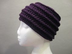 Crochet Hat - Ripetide Beanie Tutorial - YouTube