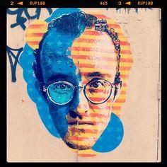 Keith Haring. #steetart - @sylviafredriksson- #webstagram