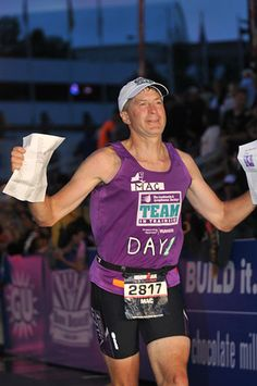 When Mac Rand's brother died of leukemia in 1991, he used multisport as a way to raise money for cancer research. This year he took it to a new level by completing a double IRONMAN, raising $32,000 in the process.
