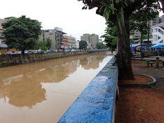 Barra do Piraí Através de Fotos: Rio Piraí após as chuvas - Barra do Piraí