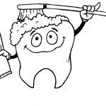 Dental Hygiene preschool-coloring-pages Preschool Coloring Pages, Coloring Pages For Kids, Coloring Sheets, Coloring Books, Coloring Pictures For Kids, Dental Health Month, Free Dental, Dental Hygienist, Dental Assistant