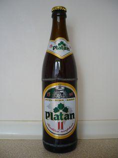 Platan Czech Beer, Epic Of Gilgamesh, Beers Of The World, Beer Bottles, Beer Brands, Beer Labels, Beer Recipes, Brewery, Ale