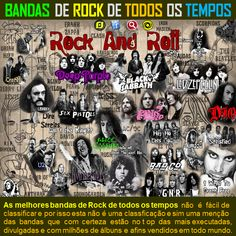 Hd Wallpapers Rock And Roll Collage – Smile Images Rock And Roll, Metal Bands, Rock Bands, Horror Pictures, Horror Pics, Music Collage, The Yardbirds, Smile Images, Band Wallpapers